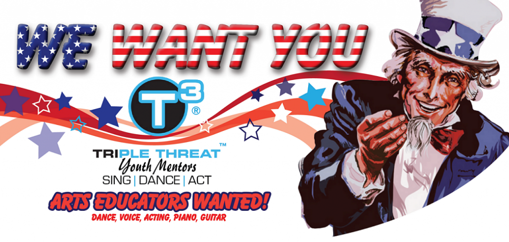 we want you t3